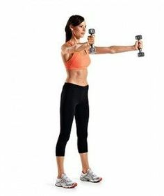 How to tone your arms in 10 days