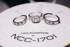 star trek wedding tempted to elope pinterest star trek wedding star trek and wedding - Star Trek Wedding Ring