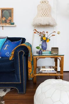 At Home with Micaela Clouse in Austin, Texas