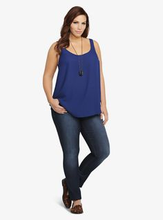 V-Back Tank Top | Torrid