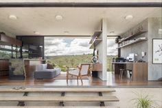3.4 Arquitetura: Residência unifamiliar, Brasília - Arcoweb
