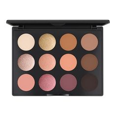 Buy Art Library Flame-Boyant Eyeshadow Palette from MAC Cosmetics here. What it is: A palette of 12 highly pigmented powders that apply evenly and blend w. Sombras Mac, Sephora, Mac Makeup, Makeup Set, Makeup Eyeshadow, Mac Cosmetics Canada, Arch Brows, Eye Palettes, Makeup Tricks