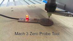Immagine di Mach3 Zero Probe Tool