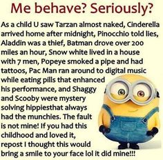 This certainly explains a lot about my kids behavior growing up!!  lol  =P