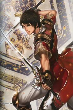 Dynasty Warriors 8 ~ Lu Xun