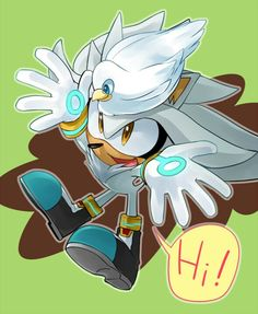 Aww Silver is so cutee