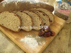 Sourdough Date Anise Bread
