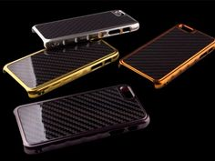 Ion Predator Carbon Fiber iPhone 5 Case    $59.99    http://store.carbonfibergear.com/ion-predator-carbon-fiber-iphone-5-case
