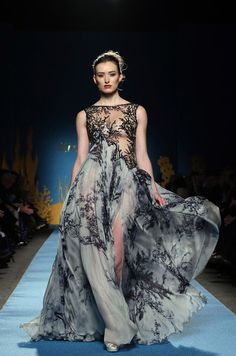 What Elenei, the daughter of the Sea god and wind goddess, would wear, Mireille Dagher