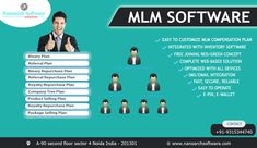Nanoarch Software is one of the leading mlm software company in India develop custom software for network marketing companies.