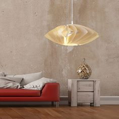 Margarita Pendant Lamp - Birch - alt_image_three