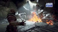 GOD OF WAR 4 coming in 2018