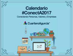 Calendario con todas las fechas importantes para realizar planes de Marketing de Contenidos que generen engagement hablando de los trending topics del momento.