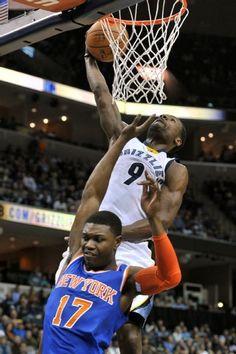 New York Knicks vs. Memphis Grizzlies - Photos - January 05, 2015 - ESPN