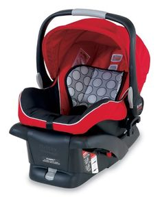 a02412b179c Britax B-Safe Infant Car Seat - Red - Britax Child Safety - Babies