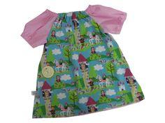 Punzelschön Tunika Bluse Bio-Jersey von Me Kinderkleidung auf DaWanda.com
