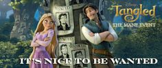 Once Upon A Blog...: Disney's Vision A Little Tangled Right Now