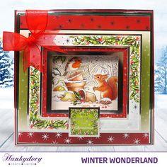 Winter Wonderland - Hunkydory | Hunkydory Crafts