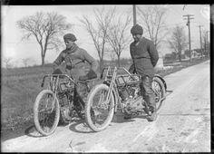 Newly Discovered Photos Trace the History of Harley-Davidson | I Love Harley Bikes