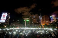 Beijing rules out open election in Hong Kong - WSJ