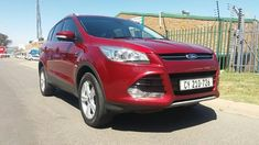 The Ford Kuga is now available on SA Motor Lease!  What's the deal? 48 Months R3 884 per month – includes licencing, tracking and INSURANCE waivers R12 000 non-refundable deposit  Optional: Extra R200 maintenance plan per month Insurance replacement car at R95 per month  Don't miss out on this offer!  Apply for this car now!!