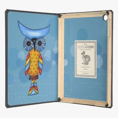 It's cute! This Colorful Fantasy Whimsical Owl iPad Air Cases is completely customizable and ready to be personalized or purchased as is. Click and check it out!