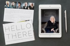 Complete Business Headshot Kit - $95.00  Provide professional headshot sessions with our comprehensive guide and ensure success every time!  http://www.designaglowshop.com/products/complete-business-headshot-kit