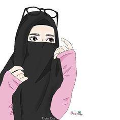Gambar Kartun Muslimah Bercadar Melestarikan Malu Muslim Cartoons