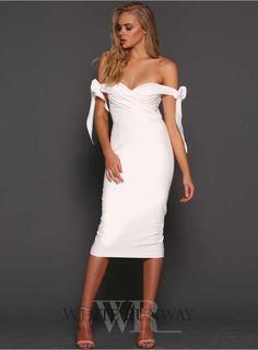 White Tyler Dress