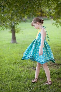 Alice dress and top - Violette field
