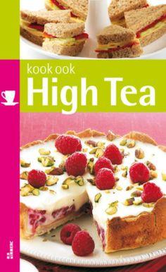 Door heel Nederland wordt hij geserveerd: de High Tea. Het is een heuse trend geworden, waaraan wij Nederlanders een geheel eigen draai hebben gegeven. Een Hollandse High Tea is zoveel meer dan een geurige pot thee met een scone en een klodder jam... Denk eerder aan selectie van zoete en hartige lekkernijen, van koekjes tot cupcakes, van minisandwiches tot gezonde wraps. Met Kook ook High Tea tover je in een handomdraai je eigen High Tea op tafel om je familie of vriendinnen te verrassen...