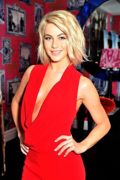 julianne hough bob haircut.....yes, I realize it helps a lot if you look like her.