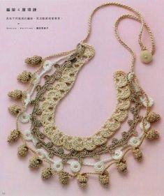 Weaving Arts in Crochet: Crochet Jewelry