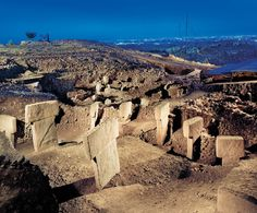Gobekli Tepe, : The World's First Temple? Predating Stonehenge by 6,000 years, Turkey's stunning Gobekli Tepe upends the conventional view of the rise of civilization.