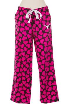 Longhorns Valentine Pants