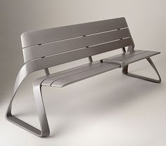 #art #bench #class #creative #Design #furniture #home #industrial #public #style #seating #wood #metal