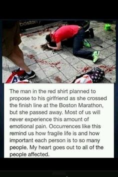 This is by far the saddest thing I have ever read. :(