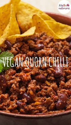 Going Vegan for January? Try this delicious vegan QUORN chilli recipe. Going Vegan for January? Try this delicious vegan QUORN chilli recipe. Quorn Recipes, Mince Recipes, Chilli Recipes, Pescatarian Recipes, Veggie Recipes, Gourmet Recipes, Vegetarian Recipes, Cooking Recipes, Healthy Recipes