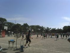 こんにちは。天候は、晴れ。おととい近隣三校が集まって、球技大会が催されました。今日もよろしくお願いします。 #education #school #学校 #球技大会 #basketball #game #hi #你好 #안녕하세요 #Привет #sunny #Friday #皐月 #May