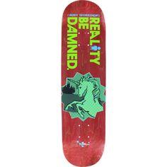 Alien Workshop Hex Mark Reality Be Damned Unicorn skateboard deck - now at Warehouse Skateboards! #skateboards #whskate