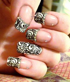 Amanda S. (madamluck) - Nail Art Gallery | Beautylish