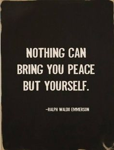if you struggle finding peace--reach for support~  | rePinned by CamerinRoss.com