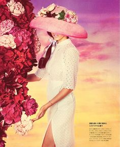 """Lana Del Rey for the new issue of  """"Tokyo Numero"""" magazine. (Photographed by Mariano Vivanco). (5)"""