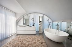 Modern bathroom - sweet picture