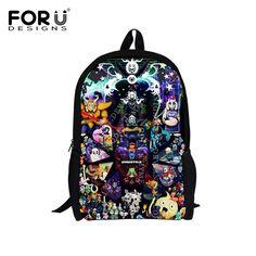 Hot Children Cartoon Game Printing Five Nights at Freddys Backpacks Kids Mochila Customized School Bags for Teenager Boy Bagpack