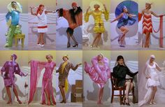 'Party Through the Decades' Inspiration: Marvel at the Musicals, the 1930's - 50's – Sewing Blog | BurdaStyle.com