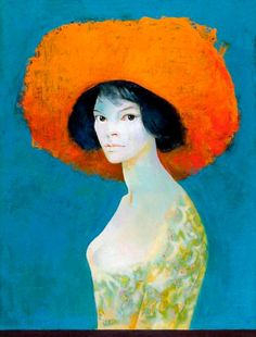 Leonor Fini - Autoritratto