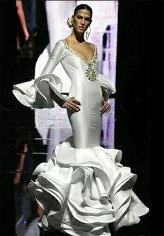 Blanco flamenca