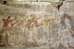 Abidos templo de sethi I , egipto.   por Soloegipto