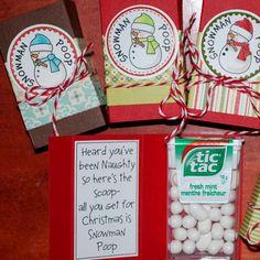 Ideas Funny Christmas Gifts Diy Snowman Poop For 2019 Christmas Gifts For Kids, Christmas Goodies, Christmas Humor, Winter Christmas, Christmas Holidays, Christmas Snowman, Handmade Christmas, Christmas Stockings, Snowman Poop